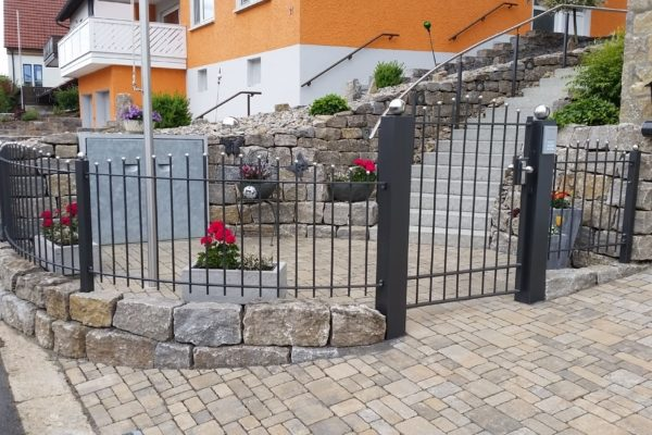 Sichtschutz-Elemente und Zäune